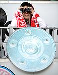 Fussball 1.BL 2007/2008: FC Bayern Muenchen gewinnt die deutsche Meisterschaft