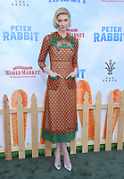 03 February 2018 - Los Angeles, California - Elizabeth Debicki. &quot;Peter Rabbit&quot; Los Angeles Premiere held at The Grove. <br /> CAP/ADM/BT<br /> &copy;BT/ADM/Capital Pictures