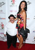 BEVERLY HILLS, CA, USA - SEPTEMBER 13: Chuy Bravo arrives at the Brent Shapiro Foundation For Alcohol And Drug Awareness' Annual 'Summer Spectacular Under The Stars' 2014 held at a Private Residence on September 13, 2014 in Beverly Hills, California, United States. (Photo by Xavier Collin/Celebrity Monitor)