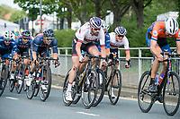 Picture by Allan McKenzie/SWpix.com - 16/07/17 - Cycling - HSBC UK British Cycling Grand Prix Series - Velo29 Altura Stockton Grand Prix - Stockton, England - Team Wiggins's Andrew Tennant.