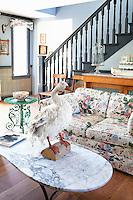 floral lounge sofa