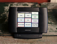 Home Control Touch Panel