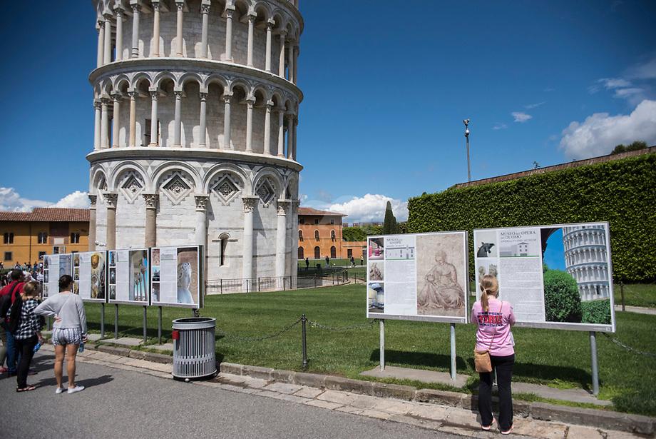 Toren van Pisa, Italie