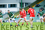 In Action E. Kerry's DJ Murphy   at the Garvey's Supervalu Senior County Football Championship - Round 3 St. Brendan's V East Kerry at Austin Stack Park on Saturday