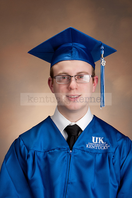 Hallock, Frederick photographed during the Feb/Mar, 2013, Grad Salute in Lexington, Ky.