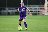 Piscataway, NJ - Wednesday Sept. 07, 2016: Josee Belanger during a regular season National Women's Soccer League (NWSL) match between Sky Blue FC and the Orlando Pride FC at Yurcak Field.