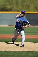 Cody Buckel - 2016 Texas Rangers (Bill Mitchell)