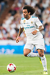 Marcelo Vieira Da Silva of Real Madrid in action during their Supercopa de Espana Final 2nd Leg match between Real Madrid and FC Barcelona at the Estadio Santiago Bernabeu on 16 August 2017 in Madrid, Spain. Photo by Diego Gonzalez Souto / Power Sport Images