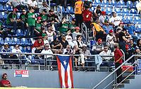 AFICION, durante el partido de beisbol entre<br /> Criollos de Caguas de Puerto Rico contra las &Aacute;guilas Cibae&ntilde;as de Republica Dominicana, durante la Serie del Caribe realizada en estadio Panamericano en Guadalajara, M&eacute;xico,  s&aacute;bado 4 feb 2018. <br /> (Foto  / Luis Gutierrez)