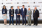 Albert Rivera, president of Ciudadanos, before the four political debate between, the leaders of Ciudadanos, Unidos Podemos, Partido Socialista and Partido Popular, before the elections of july 26 Jun 13,2016. (ALTERPHOTOS/Rodrigo Jimenez)