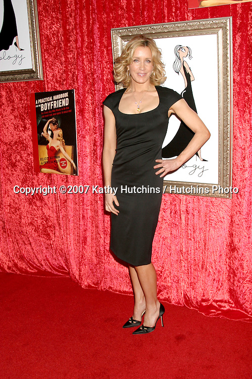 "Felicity Huffman.Book Party for Felicity Huffman's book ""A Practical Handbook for the Boyfriend"".Iconology.Los Angeles, CA.February 4, 2007.©2007 Kathy Hutchins / Hutchins Photo."