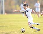 Episcopal High School of Baton Rouge defeats St. Martin's Episcopal 1-0 in boy's soccer.