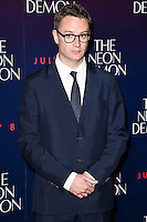 director, Nicolas Winding Refn<br /> arrives for the premiere of &quot;The Neon Demon&quot; at the Picturehouse Central, London.<br /> <br /> <br /> &copy;Ash Knotek  D3125  30/05/2016