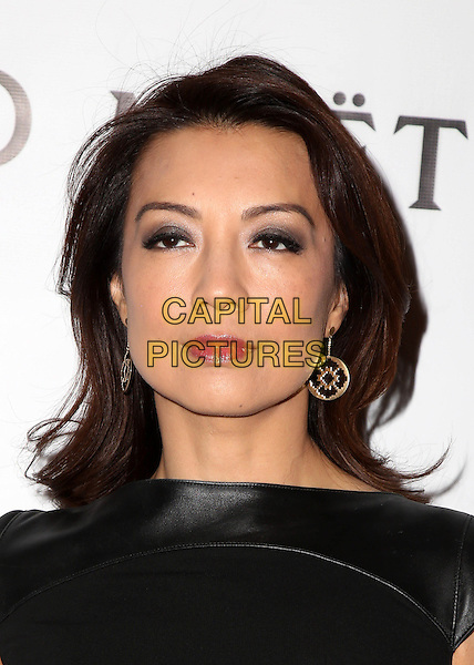 LOS ANGELES, CA - JANUARY 7: Ming-Na Wen at the Mark Zunino Atelier Opening at Mark Zunino Atelier in Los Angeles, California on January 7, 2016. <br /> CAP/MPI/DE<br /> &copy;DE//MPI/Capital Pictures