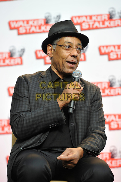 LONDON, ENGLAND - FEBRUARY 21: Giancarlo Esposito attending 'Walker Stalker Con 2015' at Olympia in London on February 21, 2016 in London, England.<br /> CAP/MAR<br /> &copy; Martin Harris/Capital Pictures