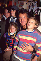 Dustin Hoffman & Children By Jonathan Green