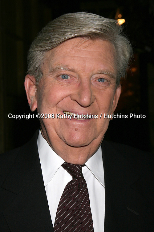 William Wintersole on the set of THe Young & The Restless  celebrating  Jeanne Cooper's 80th Birthday in Los Angeles, CA on.October 24, 2008.©2008 Kathy Hutchins / Hutchins Photo...                .