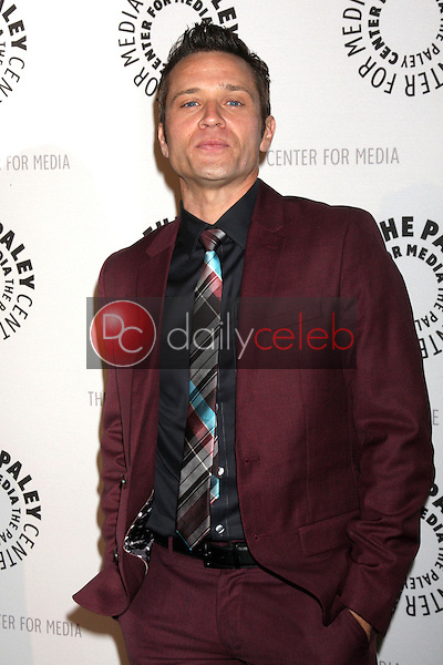 Seamus Dever<br />
