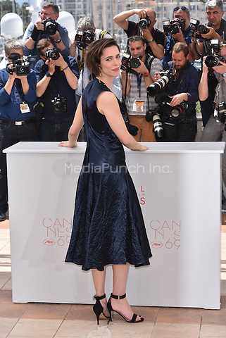 Rebecca Hall at 'The BFG' photocall  at the 69th International Cannes Film Festival, France<br /> May 14, 2016<br /> CAP/PL<br /> &copy;Phil Loftus/Capital Pictures / MediaPunch ***North American &amp; South American Rights Only***