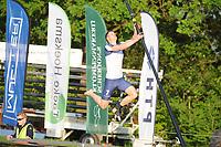 FIERJEPPEN: BUITENPOST: 20-05-2017, FLB topklasse wedstrijd, Nard Brandsma, ©Martin de Jong