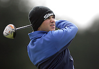 20 May, 2010:  Middle Tennessee State's Jason Millard drives the ball off the tee on hole one of the NCAA Division I Regionals tournament Thursday at Gold Mountain Golf Course in Bremerton, WA.