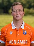 BLOEMENDAAL - Floris Wortelboer (Bldaal) . Heren I van HC Bloemendaal , seizoen 2019/2020.   COPYRIGHT KOEN SUYK