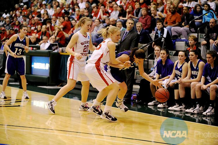 2011 NCAA Women's DIII Basketball Championships | NCAA Photos