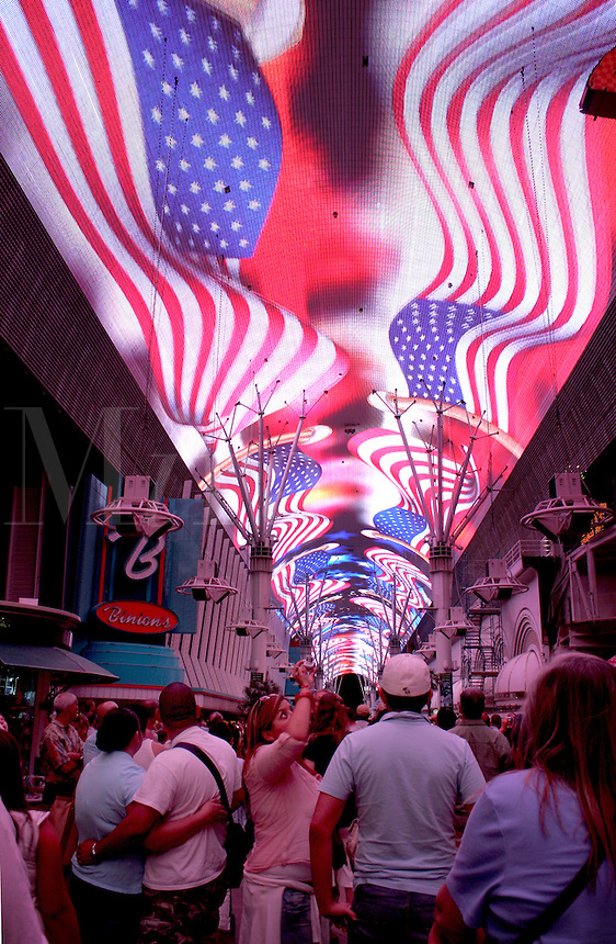 Tm0817w36g mira images ceiling light show at fremont street experience las vegas nevada aloadofball Gallery