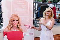 Leesa Rowland attends Animal Ashram L.A. Cocktails and Conversation in Los Angeles, California on August 13, 2018 (Photo by Jason Sean Weiss / Guest of a Guest)