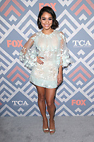 08 August 2017 - West Hollywood, California - Vanessa Hudgens. 2017 FOX Summer TCA Party held at SoHo House. <br /> CAP/ADM/FS<br /> &copy;FS/ADM/Capital Pictures
