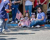 Vincentown Memorial Parade, Vincetown, New Jersey