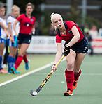 UTRECHT - Sophie Goorhuis (Laren)   tijdens de hockey hoofdklasse competitiewedstrijd dames:  Kampong-Laren . COPYRIGHT KOEN SUYK