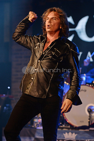 FORT LAUDERDALE FL - FEBRUARY 02: Joey Tempest of Europe performs at Revolution on February 2, 2016 in Fort Lauderdale, Florida. Credit: mpi04/MediaPunch