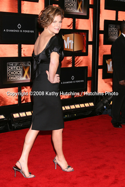 Marcia Gay Harden.2008 Television Critics Choice Awards .Santa Monica Civic Center.Santa Monica, CA.January 7, 2008.©2008 Kathy Hutchins / Hutchins Photo...