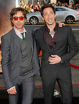Adrien Brody & Robert Downey Jr. at the Warner Bros Pictures' L.A. Premiere of SPLICE held at The Grauman's Chinese Theatre in Hollywood, California on June 02,2010                                                                               © 2010 Debbie VanStory / Hollywood Press Agency