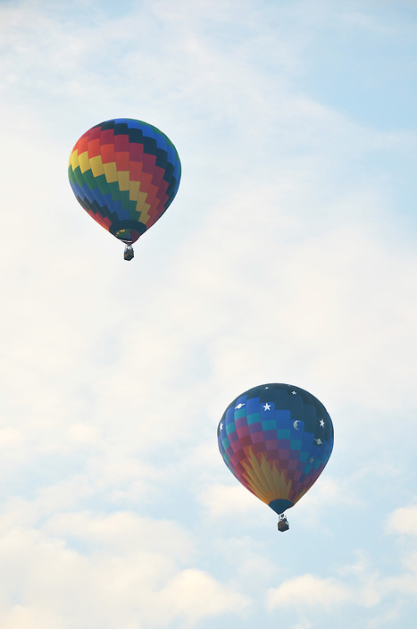 Wow, what a pair of beautiful balloons !!