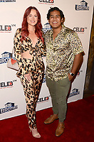 """LOS ANGELES - SEP 26:  Hannah Blackwell, Ovi Kabir at the """"Big Brother"""" 21 Finale Party at the Edison on September 26, 2019 in Los Angeles, CA"""