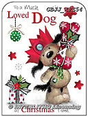 Jonny, CHRISTMAS ANIMALS, WEIHNACHTEN TIERE, NAVIDAD ANIMALES, paintings+++++,GBJJXFE54,#xa#