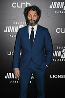 "Jason Mantzoukas at the World Premiere of ""John Wick: Chapter 3 Parabellum"", held at One Hanson in Brooklyn, New York, USA, 09 May 2019<br /> CAP/ADM/LJ<br /> ©LJ/ADM/Capital Pictures"