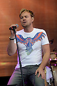 Aug 16, 2014: JASON DONOVAN - Rewind South Festival Day 1