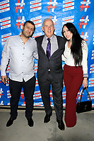 LOS ANGELES - SEP 25: Ado Grigoryan, Pat Harris, Nelly Ispiryan at 'Pat Harris' California Democratic U.S. Senate run 2018 kick off' at Catalina Jazz Club Bar & Grill on September 25, 2017 in Hollywood, California