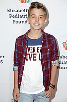 "LOS ANGELES - OCT 28:  Parker Bates at the ""A Time For Heroes"" Family Festival at the Smashbox Studios on October 28, 2018 in Culver City, CA"