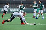 AMSTELVEEN - Teun Rohof (Adam)   tijdens de hoofdklasse competitiewedstrijd heren, AMSTERDAM-ROTTERDAM (2-2). COPYRIGHT KOEN SUYK