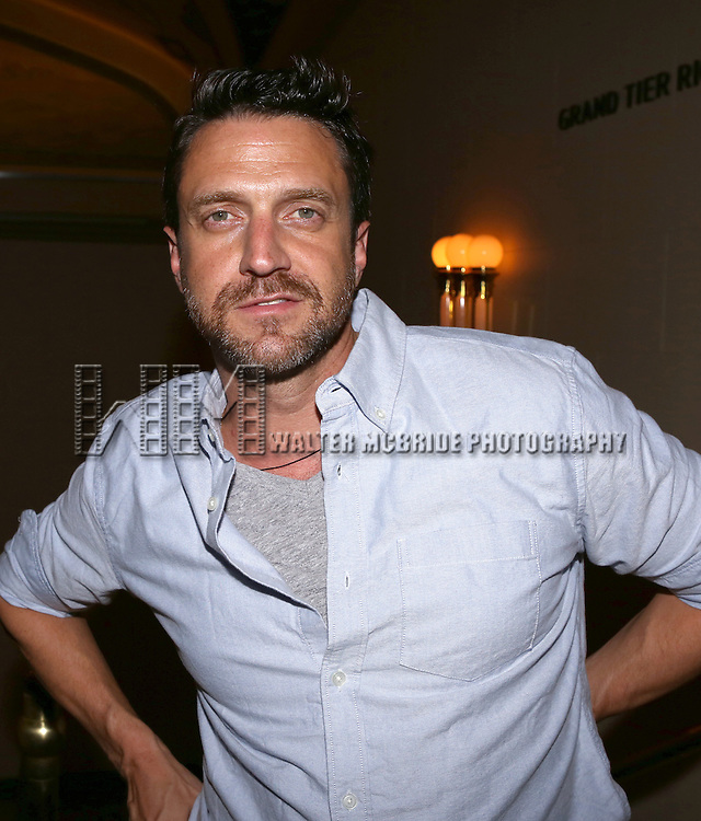 NEW YORK, NY - July 10, 2013:  Raul Esparza  attending the Opening Night Performance Party for 'The Cradle Will Rock' , New York City Center?s new Encores! Off-Center Series.