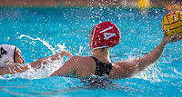 Stanford, California - Stanford Women's Water Polo defeats Long Beach State 14-2 at Avery Aquatic Center in Stanford, California.