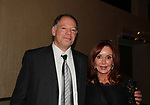 Steve and Jacklyn Zeman - 30th Anniversary of the Jane Elissa Extravaganza to benefit The Jane Elissa Charitable Fund for Leukemia & Lymphoma Cancer, Broadway Cares & other charities on October 30. 2017 at the New York Marriott Marquis, New York, New York. (Photo by Sue Coflin/Max Photo)