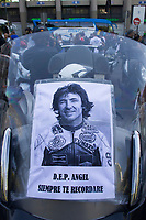 Spanish pilot Angel Nieto died last week in Ibiza