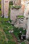 Israel, Jerusalem, The Pool of Bethesda, the southern pool<br />
