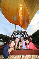 20150418 18 April Hot Air Balloon Cairns