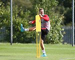 Chris Hussey of Sheffield Utd  during the Sheffield Utd training session at the Shirecliffe Training Complex , Sheffield. Picture date: September 29th, 2016. Pic Simon Bellis/Sportimage